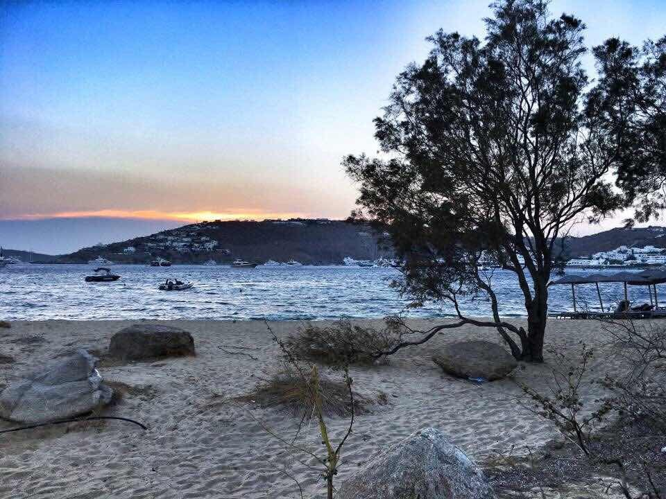 merchia beach mykonos
